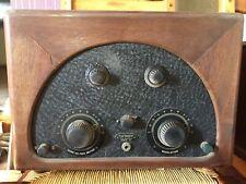 Radio Tsf Ducretet Ancienne