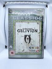 The Elder Scrolls IV: Oblivion-Classics-Xbox 360-avec carte