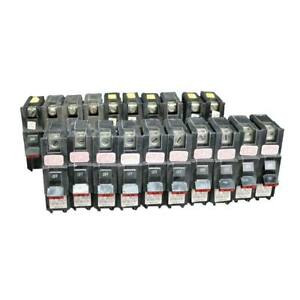Lot of 20 Federal Pacific FPE 40 STAB-LOK Molded Case Circuit Breakers