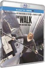 Blu Ray 3D : THE WALK  [ J. Gordon-Levitt, B. Kingsley, C. Le Bon ]  NEUF cello.