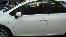 FITS TOYOTA COROLLA LEFT FRONT DOOR SHELL, ZRE152R, HATCH, 05/07-09/12