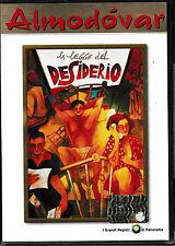 DVD - La Legge del Desiderio - Almodóvar - I grandi registi di Panorama | usato