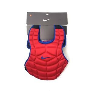 """NEW Nike Baseball Catchers Chest Protector 17"""" Players Edition Cameron Rupp"""