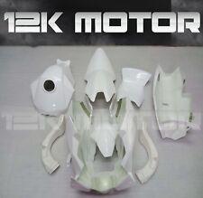 KTM RC8 GLASS FIBER RACE FAIRING KIT TRACK FAIRINGS SET FIBERGLASS