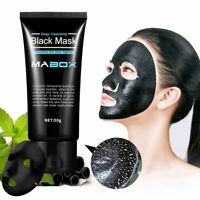 Remove Blackhead Mask Peel Off Bamboo Charcoal Purifying Facial Acne Treatments