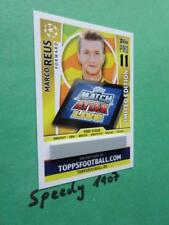 TOPPS Champions League 2017 18 Limited Edition codice CARD Reus ORO Match Attax