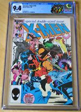 Uncanny X-Men #193 CGC 9.4 (1st Warpath in costume; Rachel Summers Joins X-Men)!