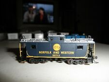 Norfolk & Western                       NE-6 caboose