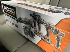 RIDGID R9652 18V 5 Piece Tool Kit
