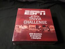 ESPN All Sports Trivia Challenge, USA-Opoly, (2005) 1500 Questions 10 Categories