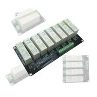 1, 2, 4, 8 channel high level trigger solid state relay module single-phase 5A