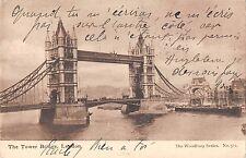 BR79775 the tower bridge london   uk
