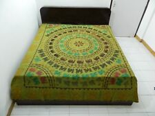 PATCH ANIM WORK KING SIZE BEDDINGS BED COVERS BEDSPREADS THROWS TAPESTRY