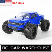 HSP RC Car 1/10 4wd Off Road Monster Truck vehicle High Speed Remote Control Car