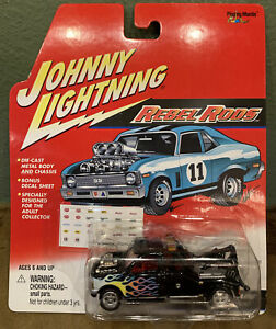 2000 FORD F-550 TOW TRUCK 2001 JOHNNY LIGHTNING REBEL RODS 1:64 DIE-CAST