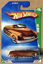 2009 Hot Wheels Treasure Hunts '49 Merc Limited Edition Rare Mercury