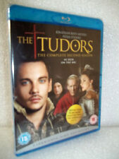 The Tudors - Series 2 - Complete (Blu-ray, 2008, 3-Disc Set) New/Sealed