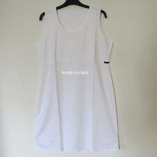 BORIS INDUSTRIES tolles Kleid Tunika Etui Kleid Lagenlook weiß 48 (5)