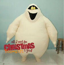 Inflatable Mummy Mascot Costume Parade Adult Dress Blow up Cosplay Outfits Party
