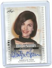 2011 LEAF Pop Century Sherilyn Fenn autograph auto card #BA-SF1 TWIN PEAKS