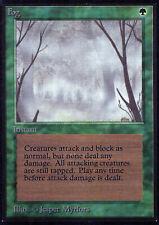 Fog / Nebel - Limited Edition Beta - Magic - EX - ENG