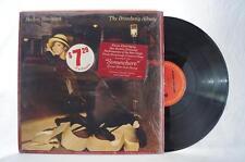 Vintage Barbra Streisand The Broadway Album Vinyl LP tthc