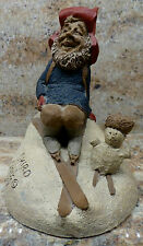 Hand Signed -Tom Clark - Gnome - Skibo - #33- 1987