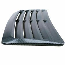 Car Auto Decorative Air Flow Intake Scoop Turbo Bonnet Vent Cover Hood Sticker