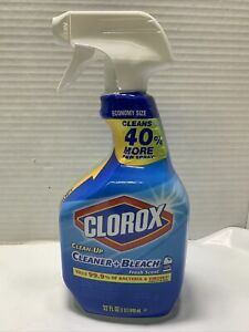 Clorox Clean-Up 32 oz. Fresh Scent All-Purpose Cleaner with Bleach Spray