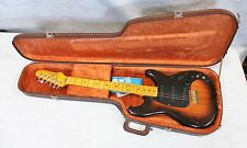 Vintage Rare 1982 Ibanez Roadstar II Series RS100BS Made in Japan in Hard Case