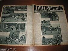 IL CALCIO ILLUSTRATO 1948/8=NAPOLI TORINO=FANFULLA=PADOVA=