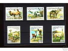 1035++SAHARA  OCC. SERIE TIMBRES  ANIMAUX SAUVAGES  N°2