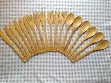 Bamboo Cutlery Set of 300