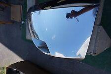 07 08 09 10 11 12 13 CHEVY SILVERADO FRONT SIDE LEFT CHROME BUMPER END CAP OEM