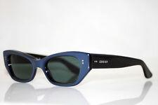 GUCCI Circa 1990 Vintage Mujeres Diseñador Gafas de sol GG 2418 1HL 11198