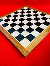 """21""""*21"""" Inche Ebony Wood and Maple Wood Lacquered Chess Board Design for Profess"""