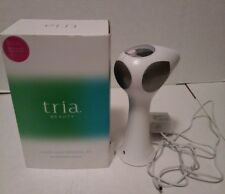 Tria 4x laser hair remover in great shape- previously owned- pink