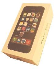 iPhone 5s Genuine Apple Retail Box - Paperwork & Logo Sticker Decal - Box Only