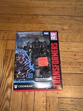 Hasbro Transformers Studio Series #03 Deluxe Class Crowbar