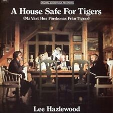 HAZLEWOOD , LEE - A HOUSE SAFE FOR TIGERS NEW VINYL RECORD