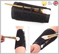 Color Switch Color Cleaner Arm Pro Band Makeup Remover Sponge & Brush Holder