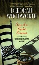 Sins of a Shaker Summer: A Sister Rose Callahan Mystery