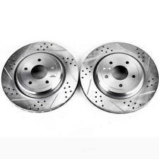 Disc Brake Rotor Rear Power Stop AR82114XPR fits 06-13 Chevrolet Corvette