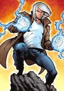 RESURRECTION MAN / DC Comics The New 52 (Cryptozoic 2012) BASE Trading Card #43