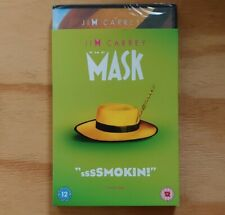 The Mask (1994) new & sealed DVD Jim Carrey 2016 release Iconic Moments slipcase