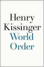 WORLD ORDER (9781594206146) - HENRY KISSINGER (HARDCOVER) NEW