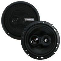 """Memphis Audio 15-PRX603 6-1/2"""" 3-Way Power Reference Coaxial Speakers (15PRX603)"""
