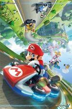 Super Mario Gaming Art Posters