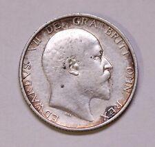 More details for 1905 shilling edward vii rare