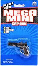 "45 Automatic Pistol Cap Gun Key Chain Mega Mini 2.25"" Long Free Shipping"
